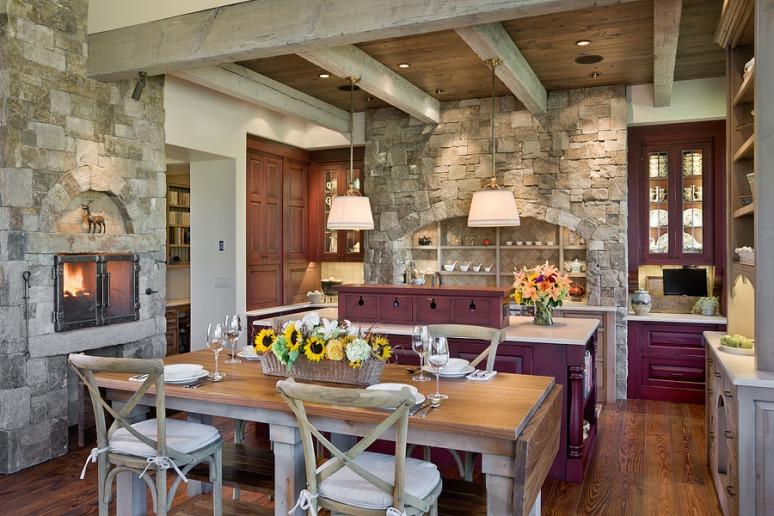 , Smith residence, Bozeman, Montana; Locati Architects; Locati Interiors; Schlauch Bottcher Construction